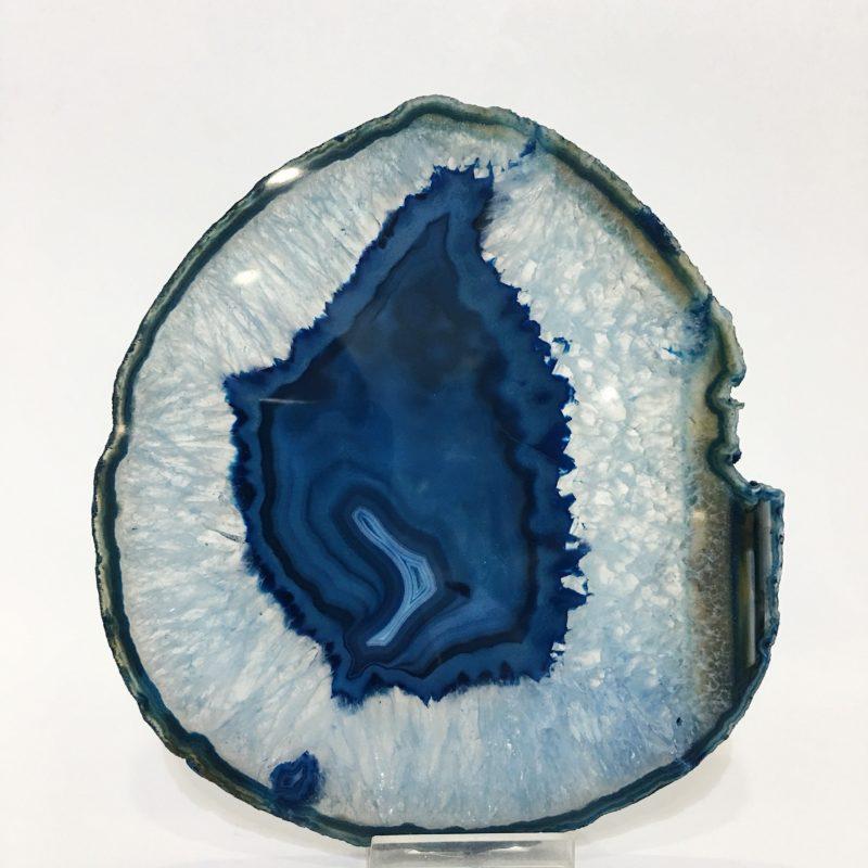 Chapa de Ágata Blue